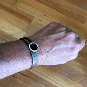Nieman Marcus Genuine crystal bracelet